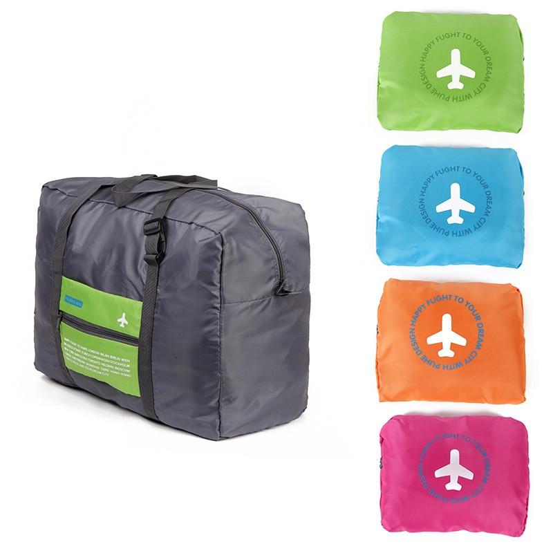 32L 超大容量行李桿旅行收納袋防水尼龍折疊式旅行收納包萬用收納袋收納包多 收納包防水收納