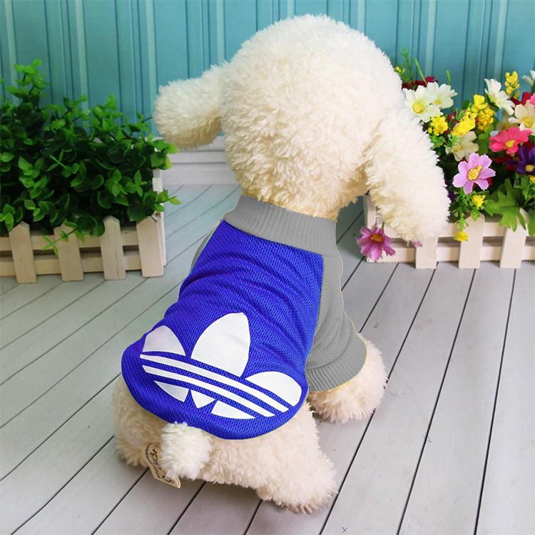 DP 雜貨鋪寵物透氣型卡通兩腳衣貓狗衣服馬爾濟斯吉娃娃貴賓博美雪納瑞