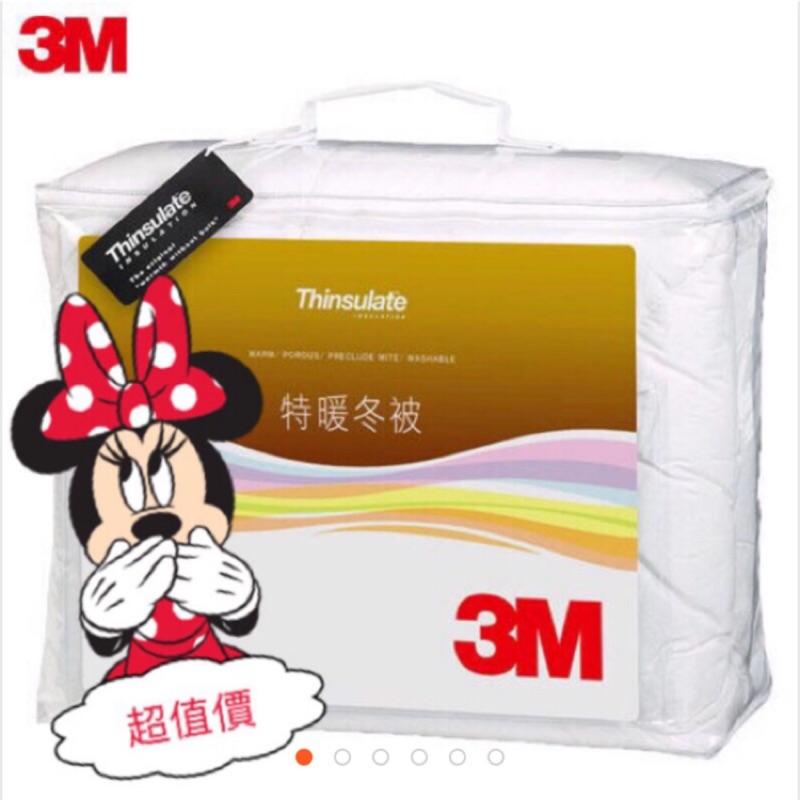 ❤3M Thinsulate 可水洗特暖厚冬被Z500 雙人6x7 防蹣抗菌抗過敏棉被