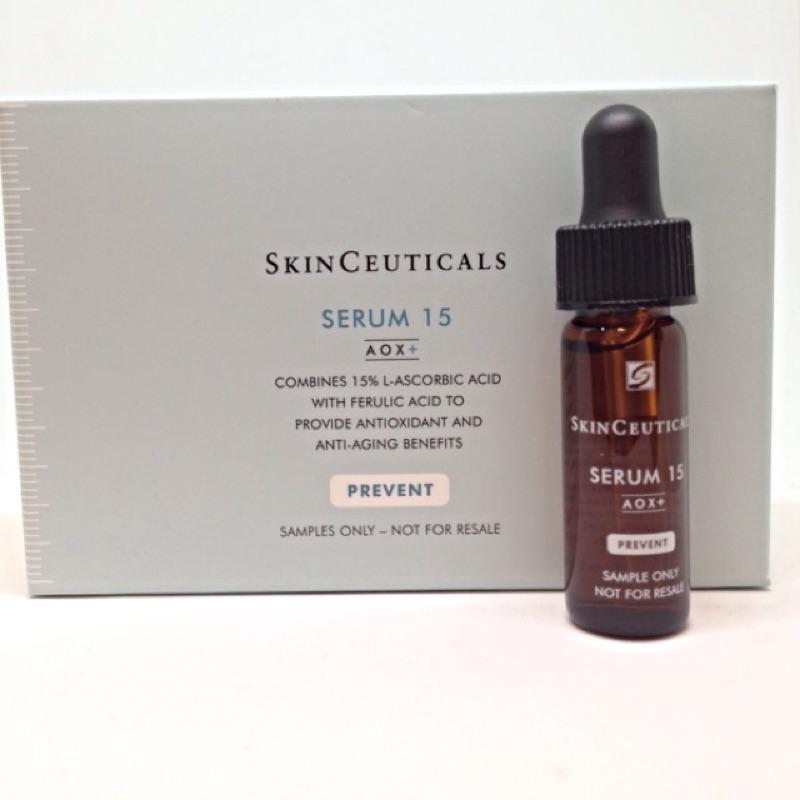 Skin Ceuticals 修麗可(原杜克)SERUM 15 AOX 15 左旋C AO