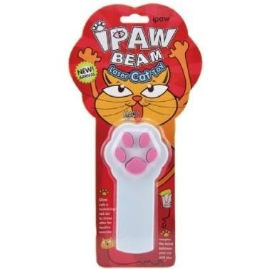 IPAW BEAM 雷射筆貓咪爪印鐳射逗貓棒貓掌雷射筆肉球紅外線筆玩具