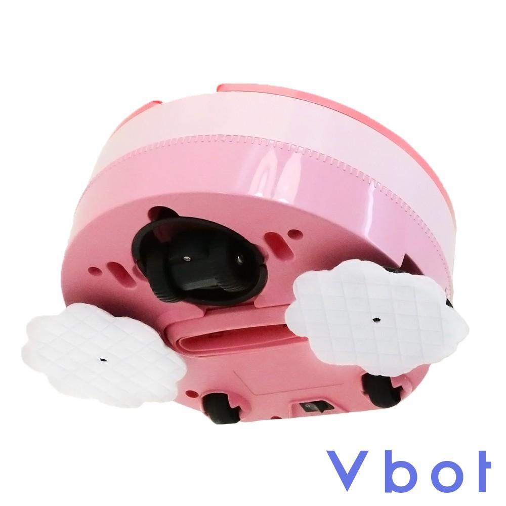 ~i6 蛋糕機 ~Vbot 智慧型掃地機器人 動感擦地組 組