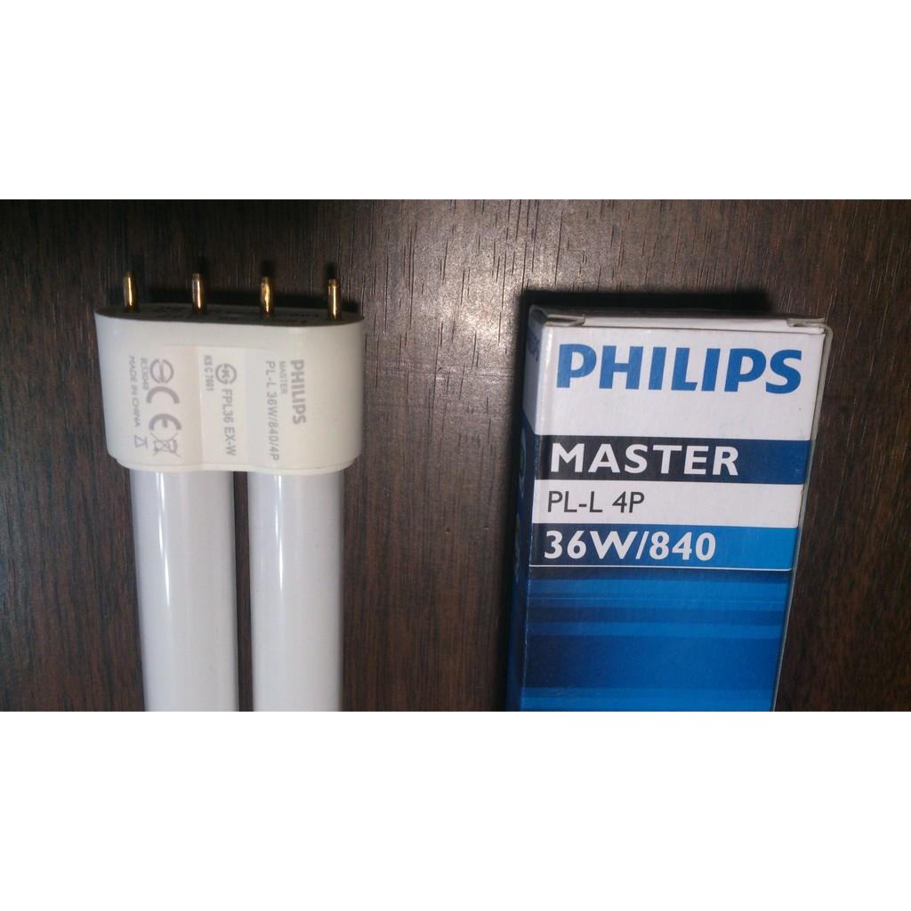 PHILIPS 飛利浦MASTER PL L 36W 840 4P 燈管