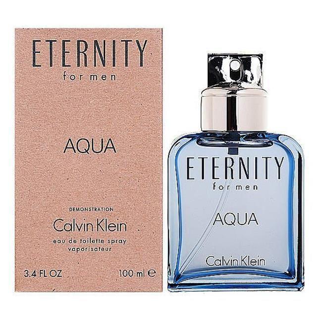 ◆NANA ◆Calvin Klein cK Eternity AQUA 永恆之水男性淡香