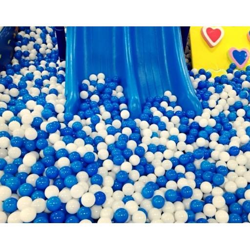 有實拍圖波波球海洋球寶寶海洋球池波波池兒童玩具球嬰兒彩色球