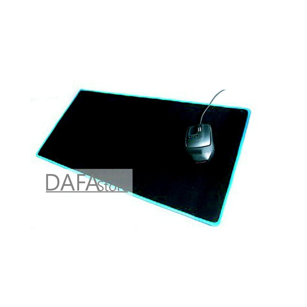 大尺寸加長紅色藍色鎖邊橡膠滑鼠墊電腦墊筆電墊防滑3C ~大發 ~