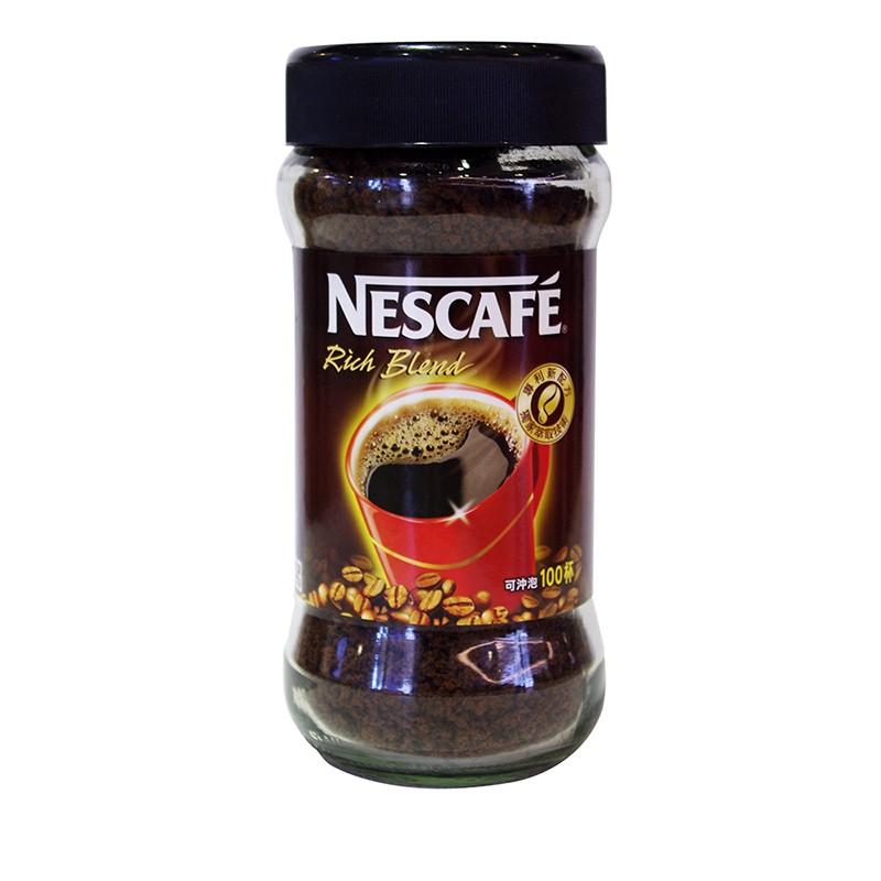 雀巢醇品風味咖啡250 公克200 加量50g