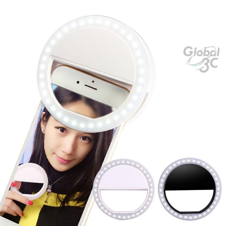 美肌補光燈LED 三檔補光 神器美顏打光CASIO i7 iPhone HTC 三星SON