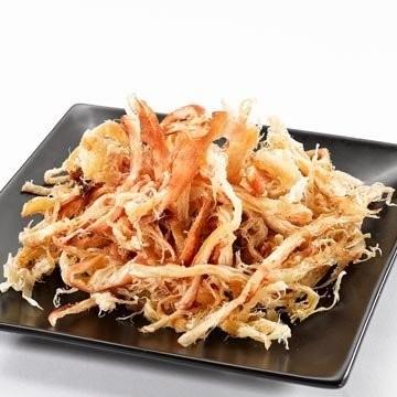 碳烤魷魚絲 懷舊零食系列 鱈魚香絲芝麻夾心絲每日現烤肉乾小甜甜食品100102892033