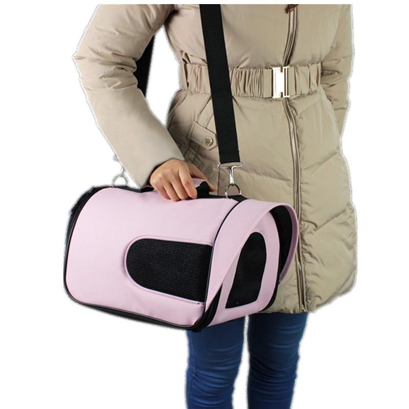 ~外出背包~寵物包狗包貓包外出包便攜包春裝泰迪龍貓寵物袋狗狗旅行背包箱包igo