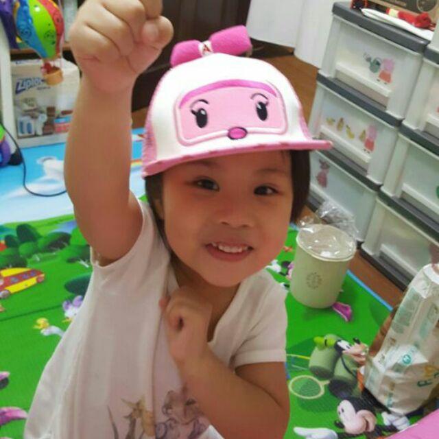 安寶帽販售中2016  救援小隊波力poli 網帽羅伊帽安寶帽波力帽鴨舌帽棒球帽帽子