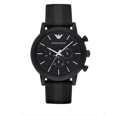 Emporio Armani 手錶男士 休閒石英腕錶AR1948 男錶 品牌t 師品牌