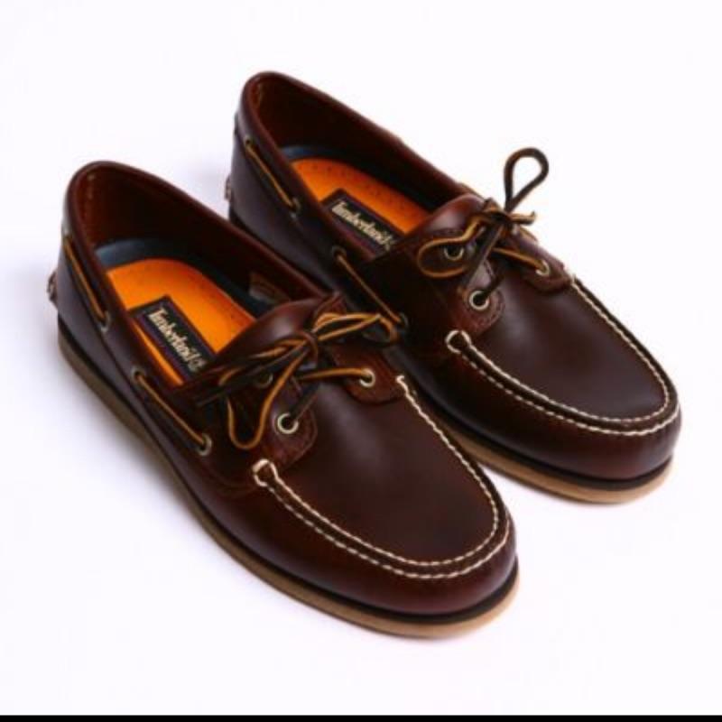 Timberland 帆船鞋男鞋9 5