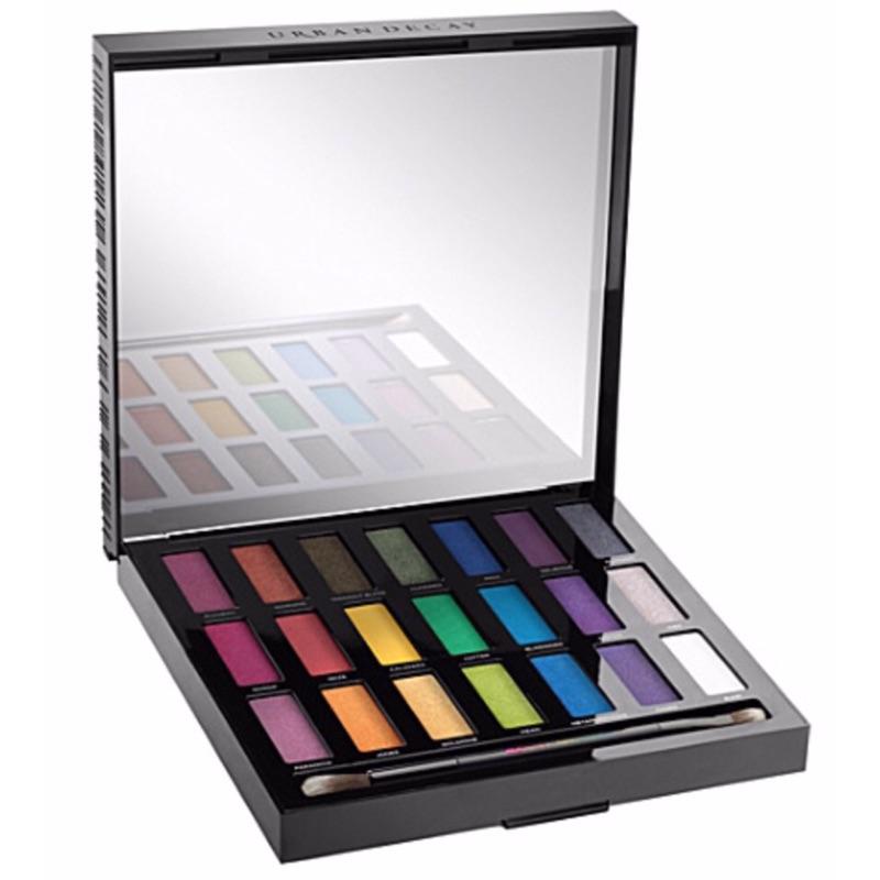 ✨URBAN DECAY 21 色彩虹眼影盤Full Spectrum Eyeshadow