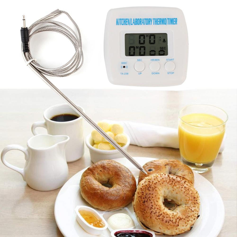 TA238 電子報警溫度計食品溫度計