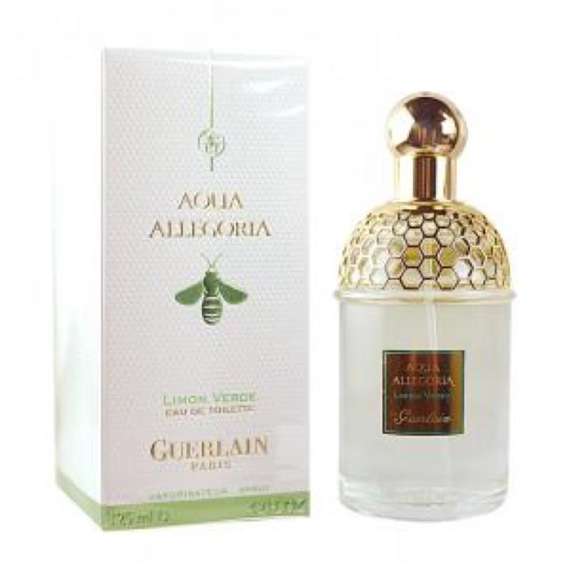 Guerlain 嬌蘭Aqua Allegoria 花草水語熱帶青檸女性淡香水125ml