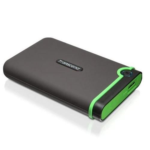 創見500G 2 5 吋USB3 0 軍規防震外接硬碟SJ25M3 三年 TS500GSJ