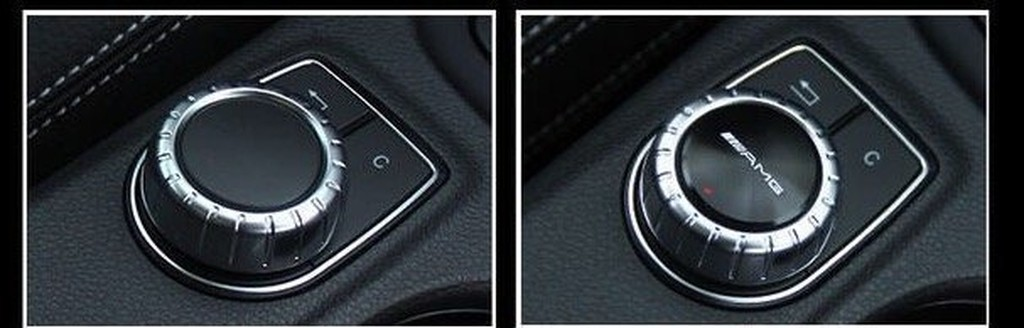 Benz 賓士中控 旋鈕裝飾 A B E CLA GLA GLK GLE ML GL 系列