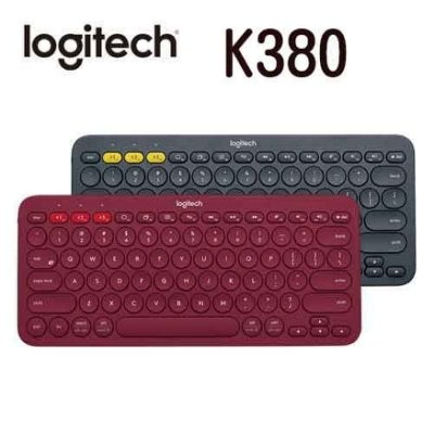 Logitech 羅技K380 藍牙鍵盤只剩黑色1 要買要快