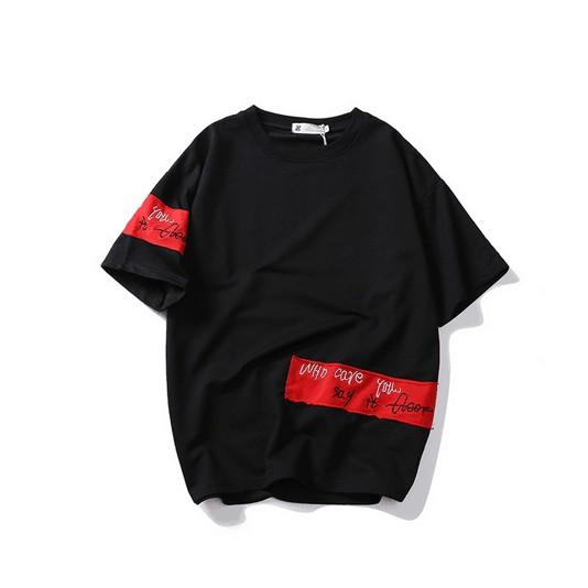 日系復古青少年原宿男裝 余文樂潮牌男式T 恤