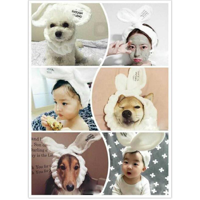 正韓國品牌洗臉髮帶