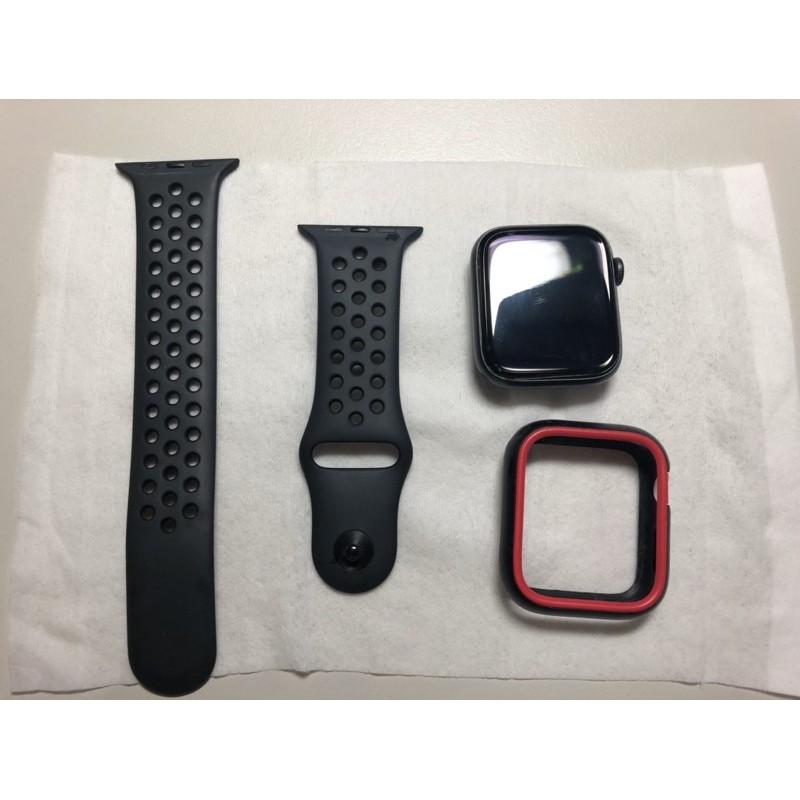 「歡迎詢問」Apple Watch Series5 GPS 44mm NIKE版 九成新