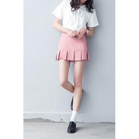 春夏簡約百搭魚尾裙顯瘦包臀高腰半身裙