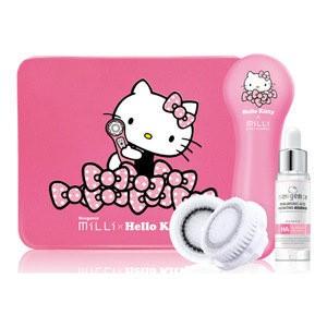 2380 元 Neogence 霓淨思hello kitty 音波淨化潔膚儀洗臉機mill