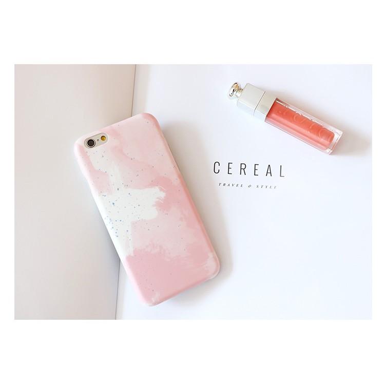 NUTCASE 原創文藝晶粉iPhone6 、7 手機殼iPad 文青簡約少女粉紅