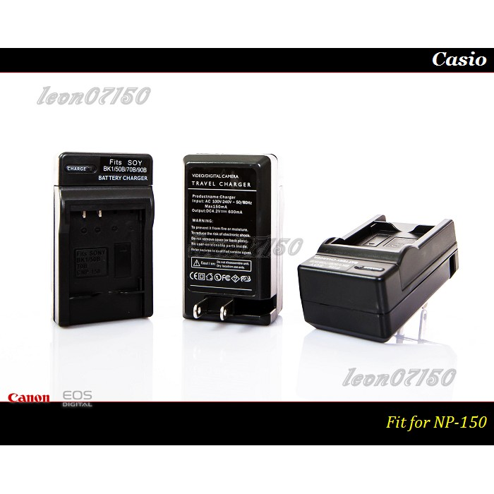 ~ ~ Casio NP 150 充 For TR350 TR50 TR60 TR70