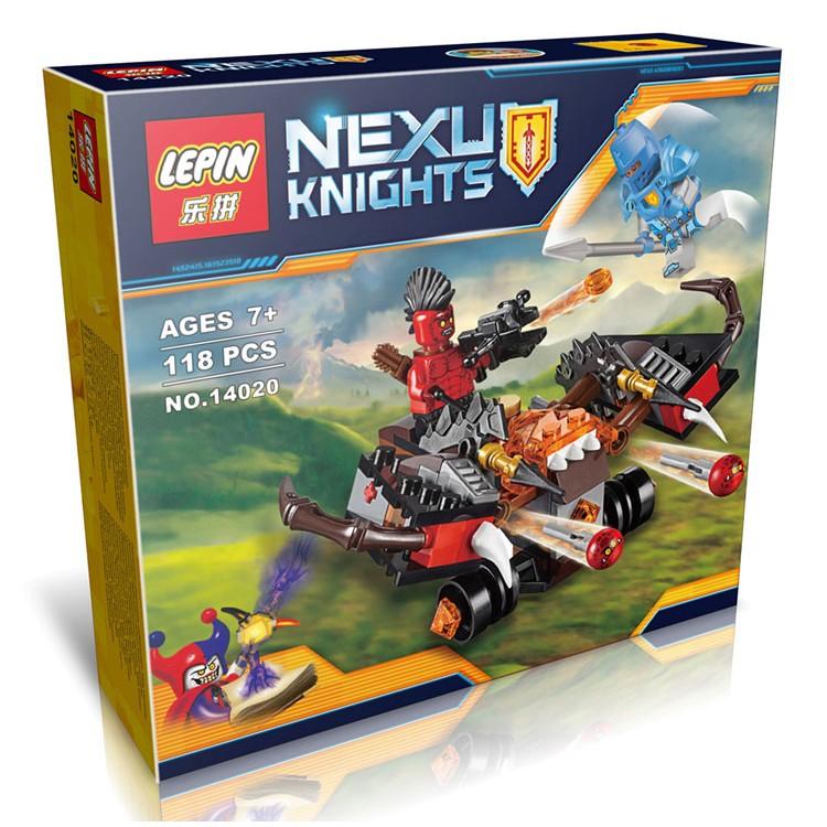 ~小喬兒~~ ~~樂拼牌14020 ~元素未來騎士團樂高積木玩具公仔與LEGO 相容