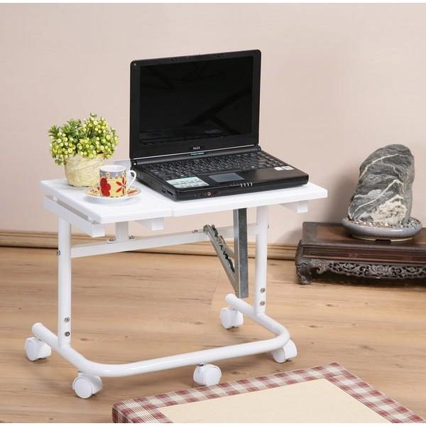 可調式筆記型電腦桌工作桌和室桌書桌邊桌兩色下殺 ~ PC5030 ~