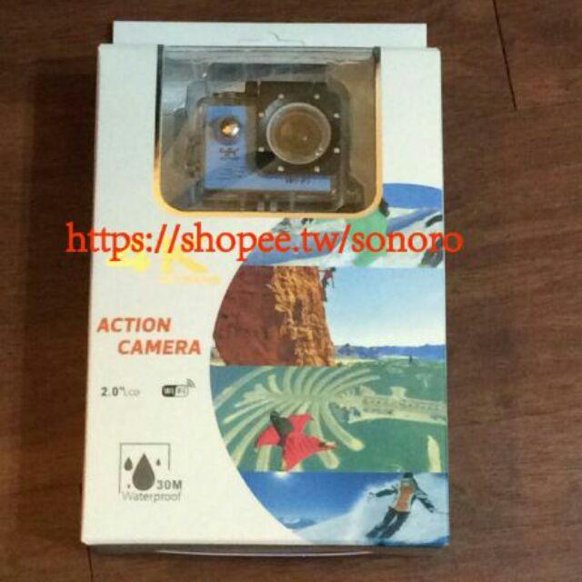 山狗9 代SJ9000s 相機4K 高清4K 攝像機微型FPV 防水wifi 版可當記錄儀