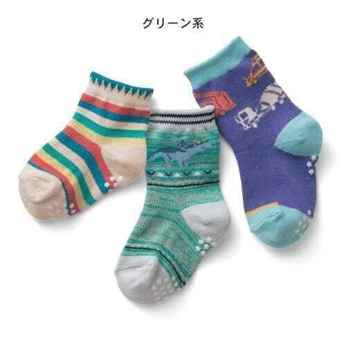 ~草莓花園~K10 男童短襪防滑襪子恐龍小車 圖案卡通寶寶襪嬰兒襪點膠防滑襪男女兒童襪3