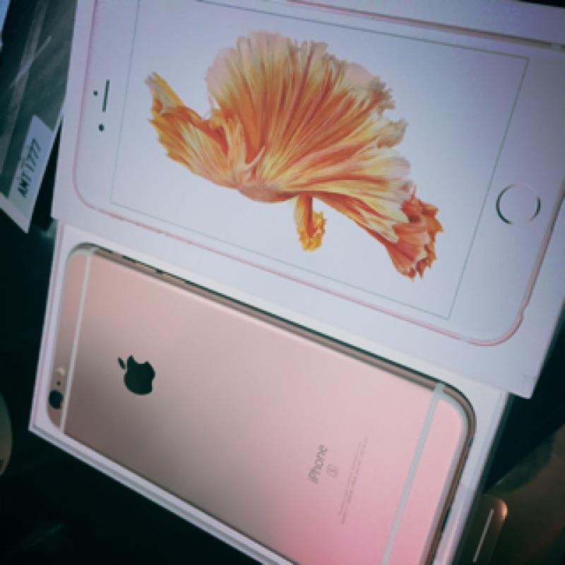 iPhone 6s 玫瑰金16g 64g128g  中週邊全系列正品 玻璃貼imos 玻璃