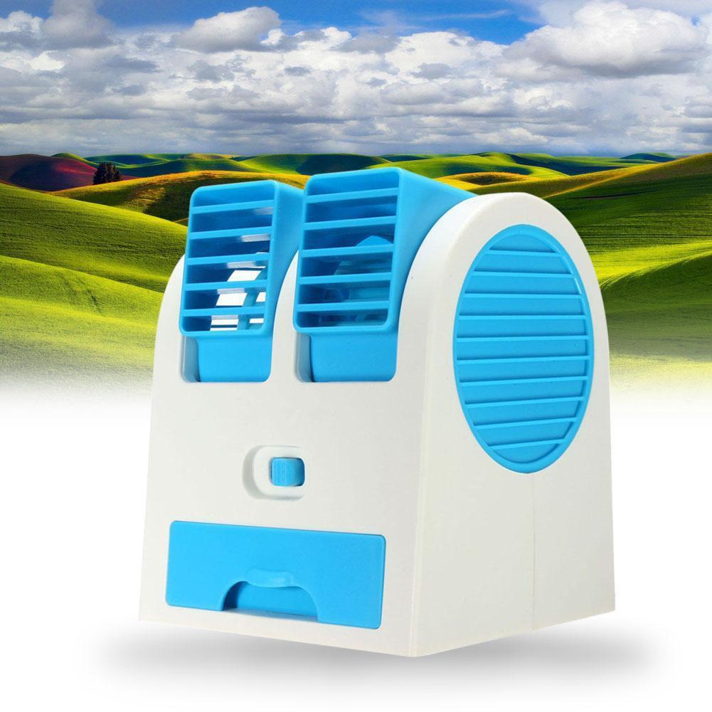 便攜式USB 迷你空調冷風機可充電戶外家用