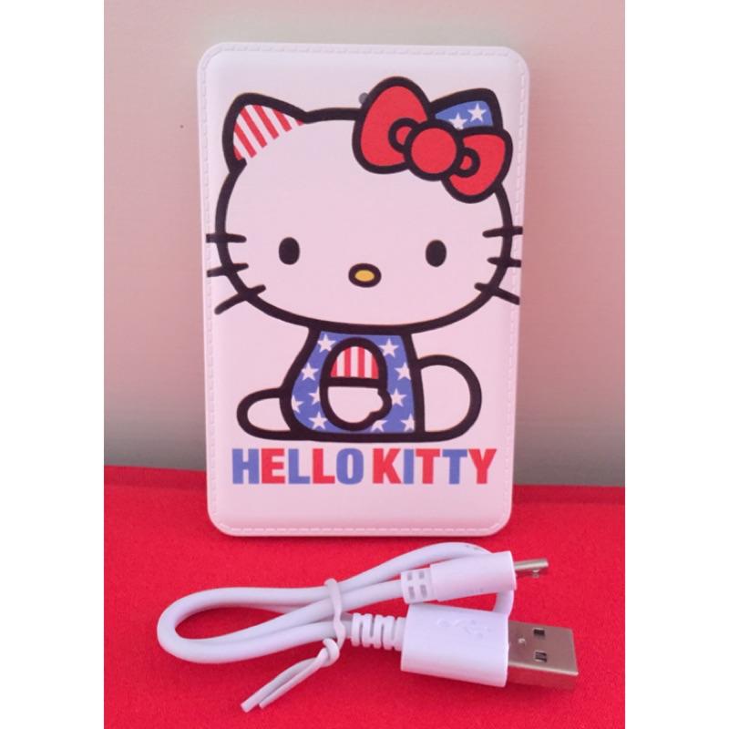 Hello Kitty 4000mAh 超薄行動電源