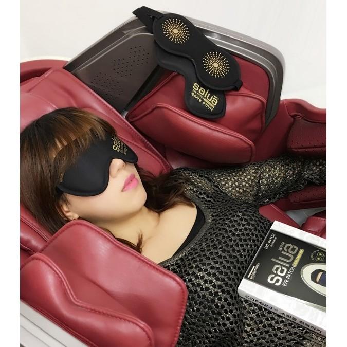 4 15 到貨~韓國~SALUA 鍺顆粒專利眼罩