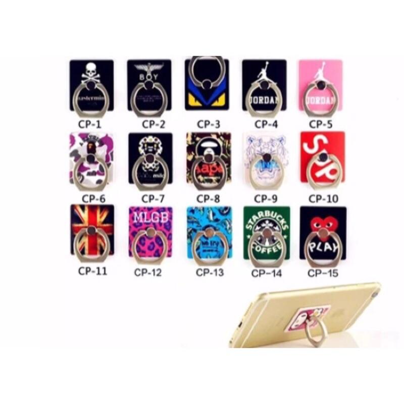 韓國iring 指環潮牌系列iphone6 三星防丟防摔手機扣支架plus