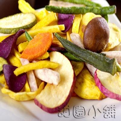 綜合蔬果脆片小包裝薄鹽黃金脆薯綜合水果脆片波羅蜜香蕉芋薯條芋頭條牛蒡脆片