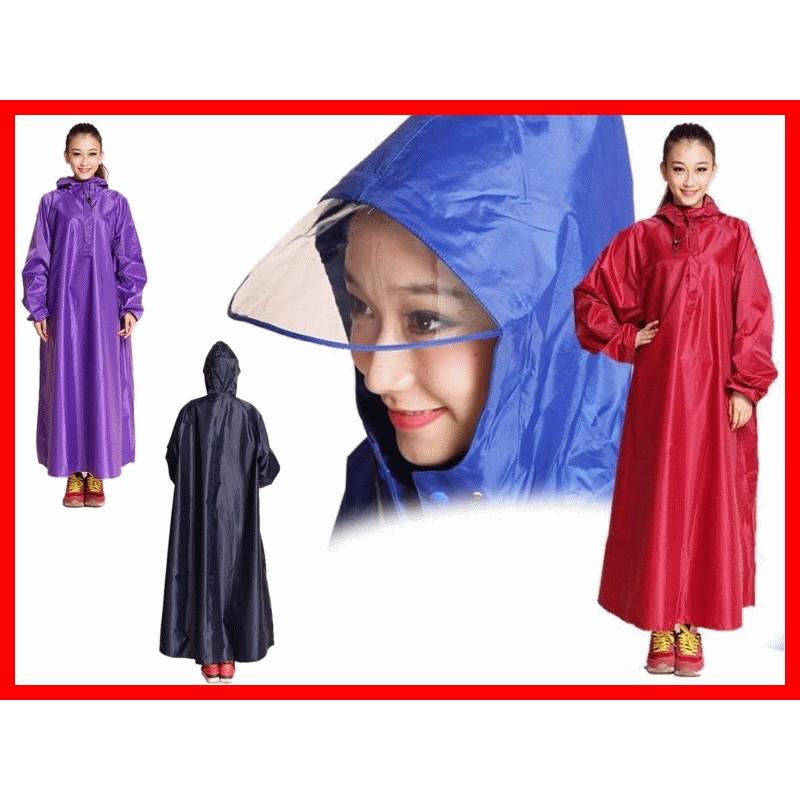 廠商直銷連身式雨衣牛津布加大加厚男女款 雨鞋