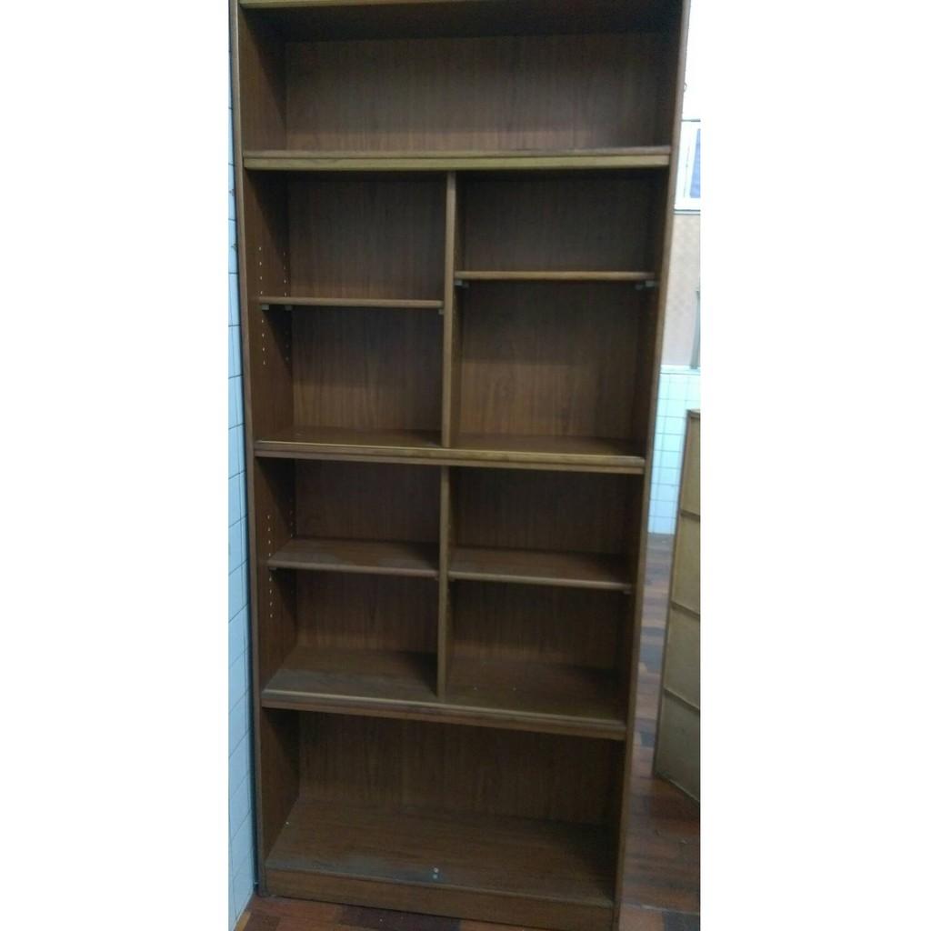 ~自行載運~超大木櫃書櫃收納櫃置物櫃展示櫃教材櫃資料櫃活動櫃圖書室閱讀室玩具間幼稚園幼童兒