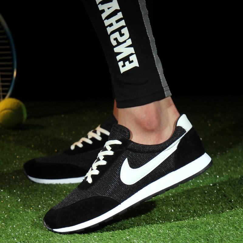◤liweike ◥ 男鞋nike 打勾男士 鞋 透氣休閒鞋籃球跑步鞋帆布鞋百搭款