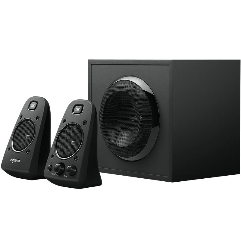 【迪特軍3C 】Logitech 羅技 貨迷人的THX 音效Z623 音箱系統重低音喇叭家