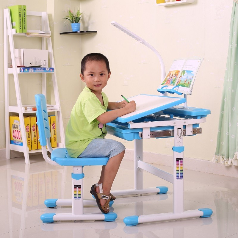學習桌椅課桌椅兒童書桌椅升降桌椅電腦桌畫畫桌 學習桌電腦椅兒童椅成長桌椅