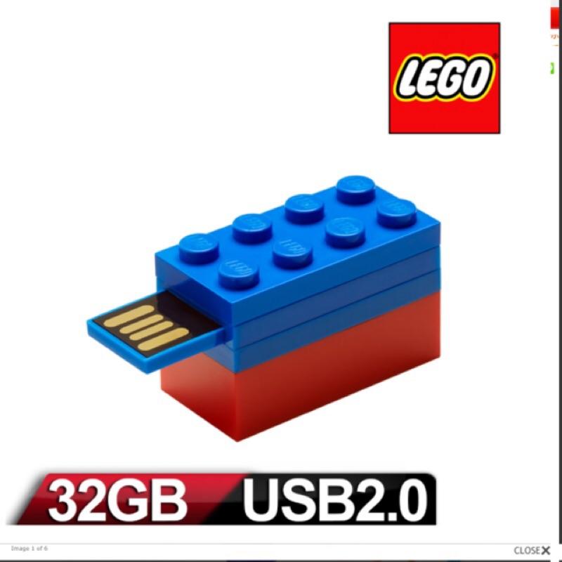 樂高積木隨身碟32GB PNY LEGO