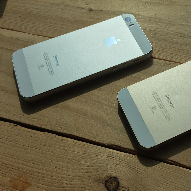 iphone5S 32G 電池 銀色金色 破百台南i5S 32G