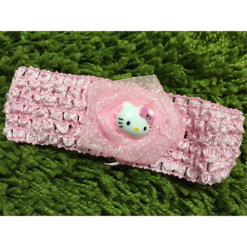 韓國Hello Kitty 髮帶嬰兒寶寶