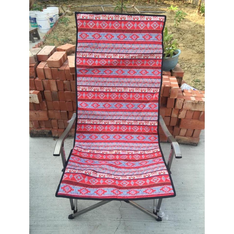 雙層加厚款多用途椅套野餐墊漿果紅
