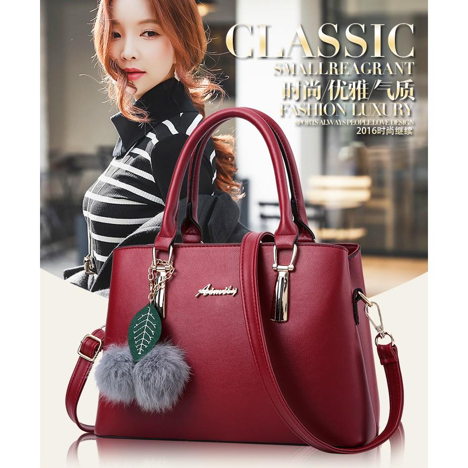 女士包包2016 韩版 女包简约时尚手提包潮流单肩斜跨杀手包